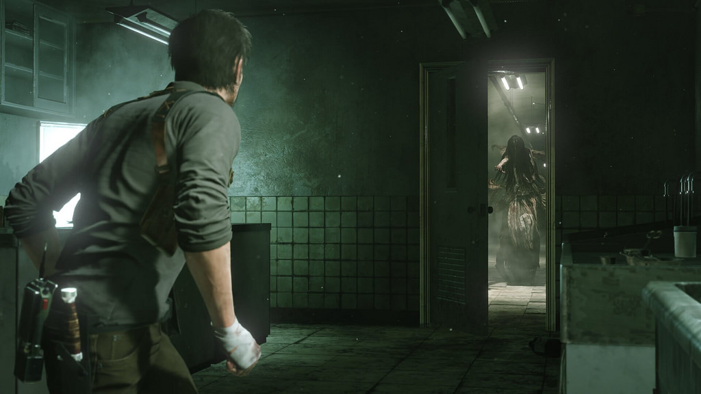 The Evil Within 2 Review Out Of The Frying Pan And Into